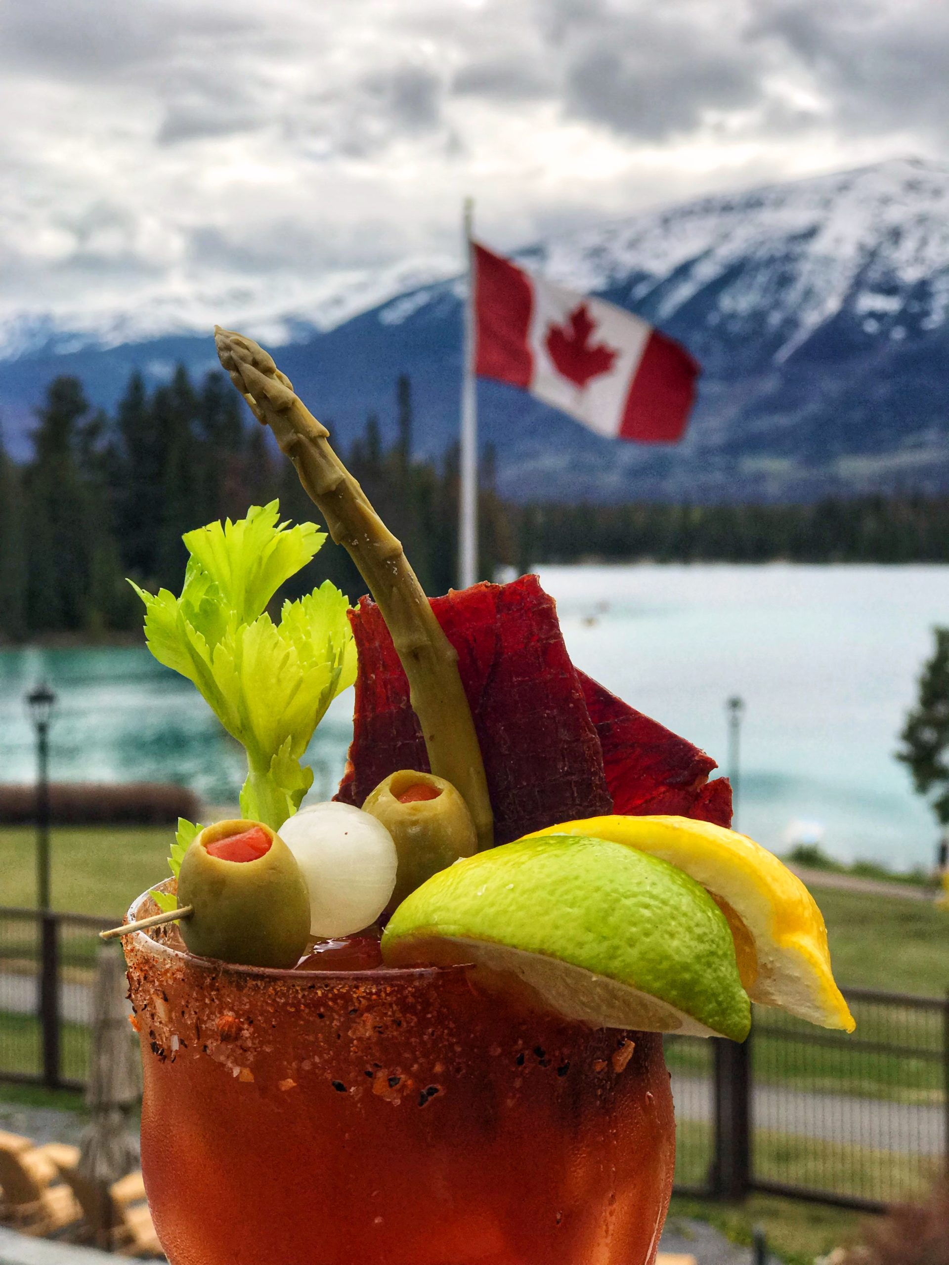 TOSS BACK A TIPPLE THIS NATIONAL CAESAR DAY