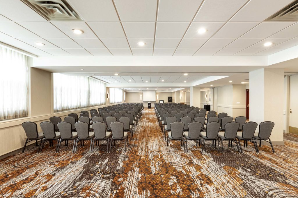 Pyramid Room - Meetings and Weddings at Fairmont Jasper Park Lodge