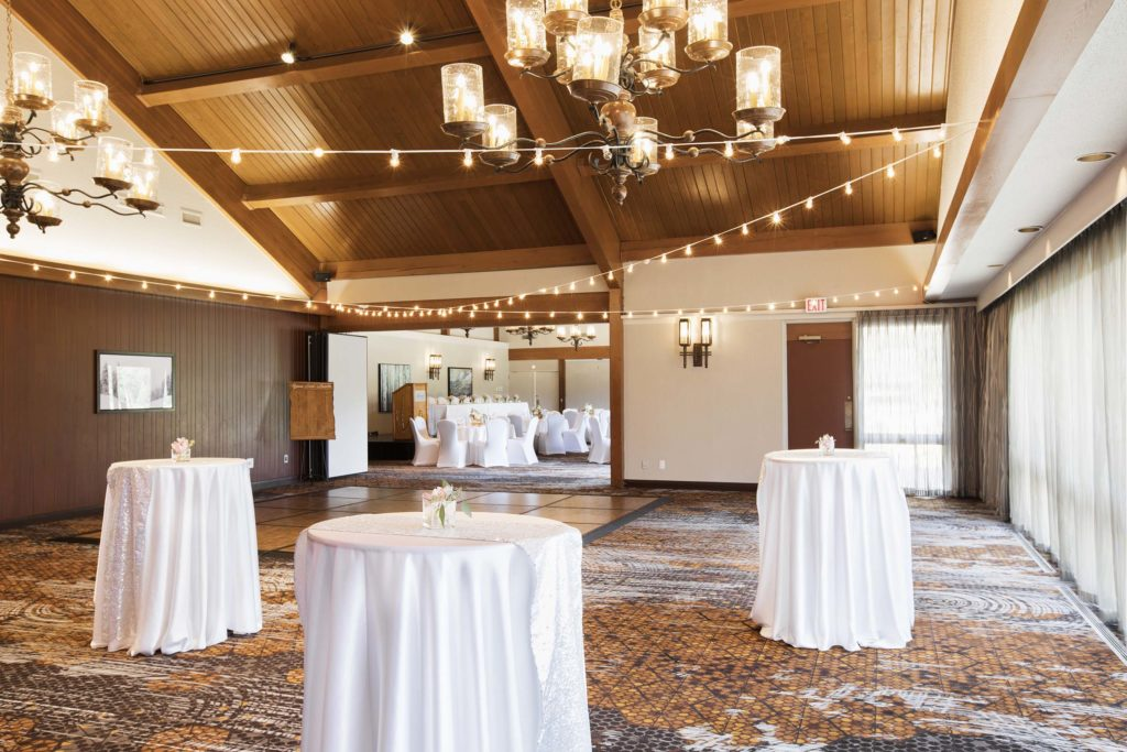 Spike Room - Meetings and Weddings at Fairmont Jasper Park Lodge