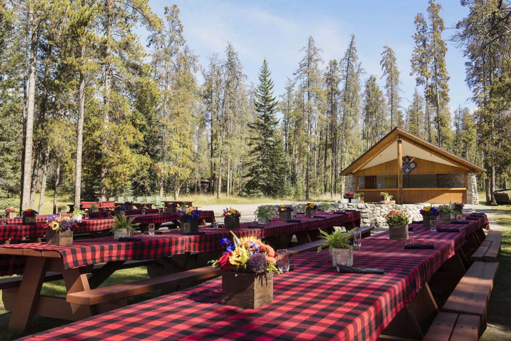 Trefoil Lake - Meetings and Weddings at Fairmont Jasper Park Lodge