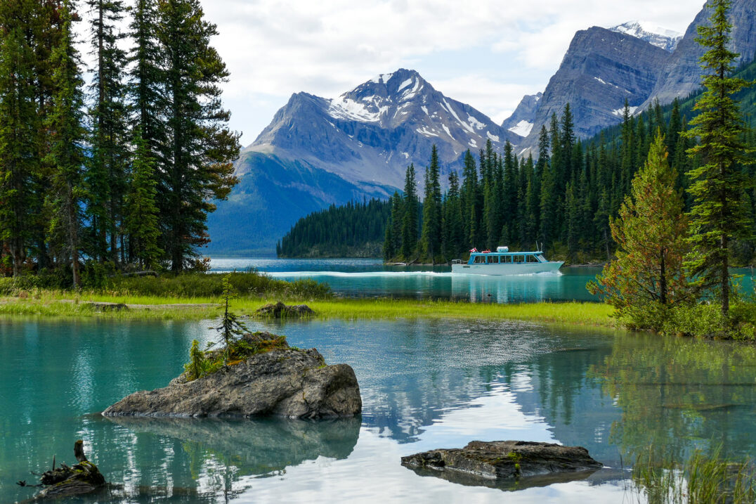 Guided Tours in Jasper National Park
