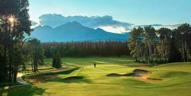 GOLF RESERVATIONS BEING ACCEPTED AT FAIRMONT'S WESTERN MOUNTAIN GOLF COURSES