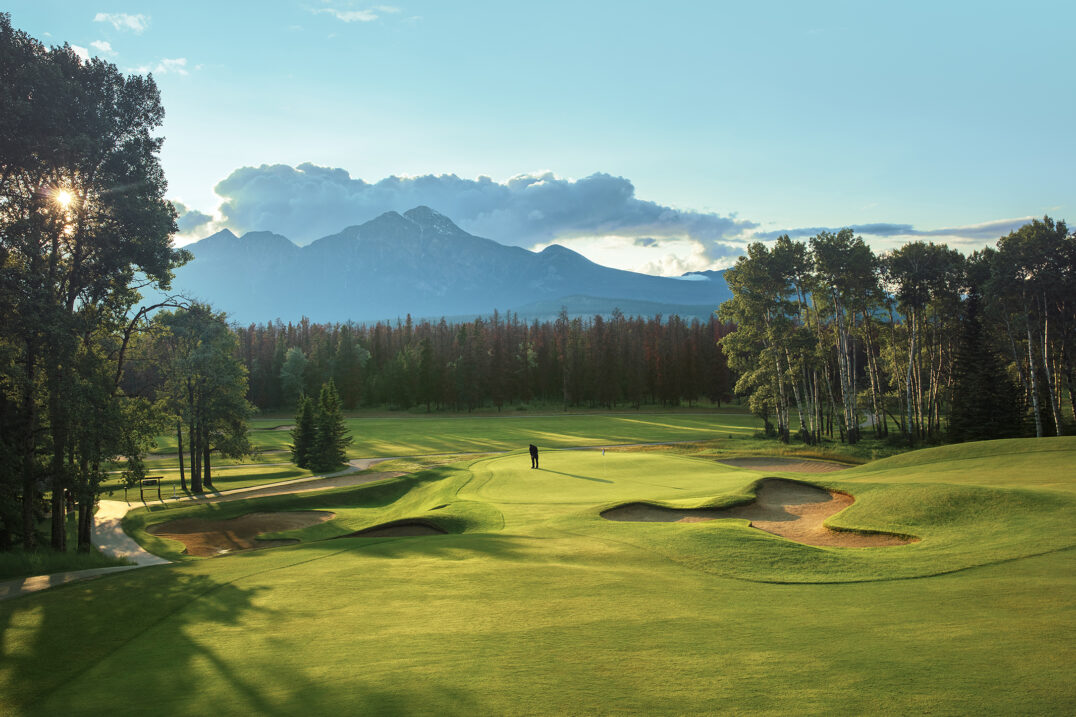 Tips from the Pros at Jasper Park Lodge Golf Course